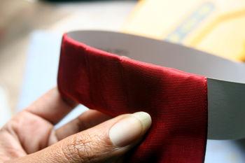 Wrap ribbon