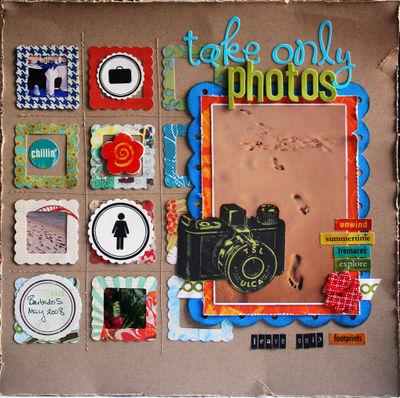 Take only photos 1