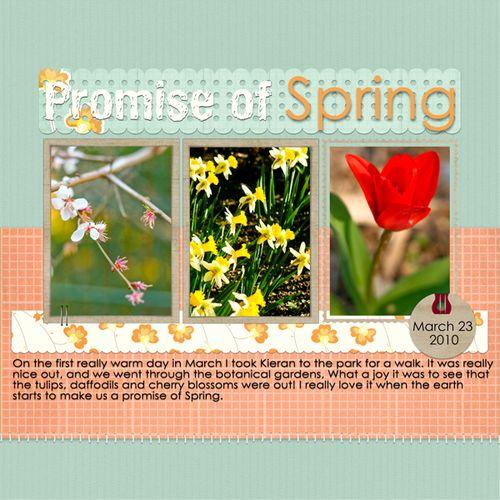 Francine Clouden_Promise of Spring