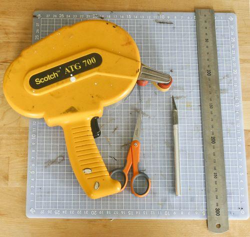 Francine Clouden Tools