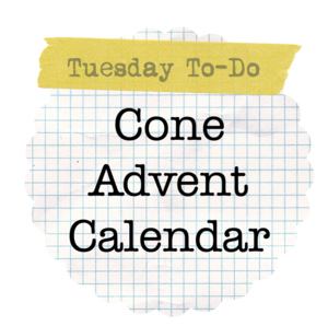 Advent calendar tuesday