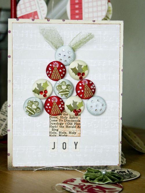 Francine Clouden Joy Card
