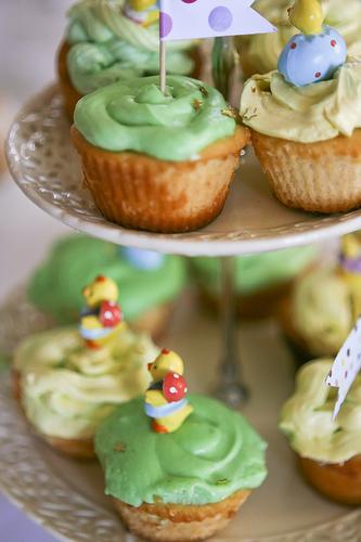 Kieran's cupcakes
