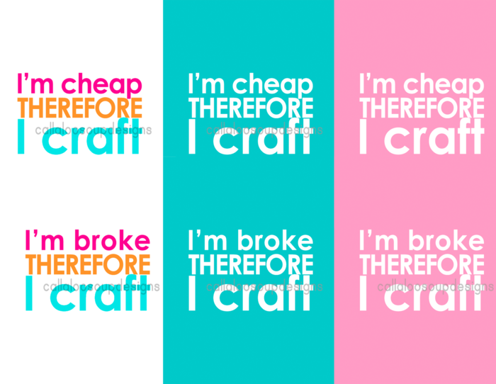 Therefore craft sheet