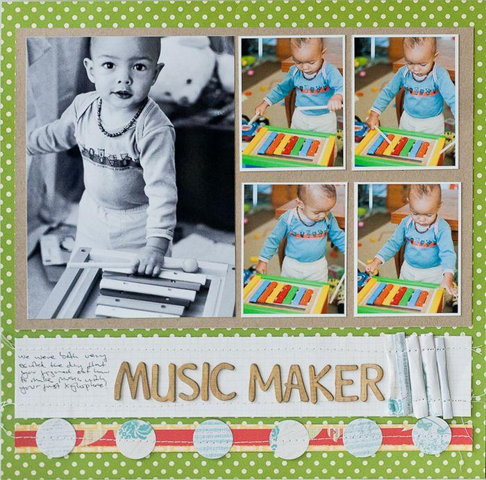 Francine Clouden Music Maker