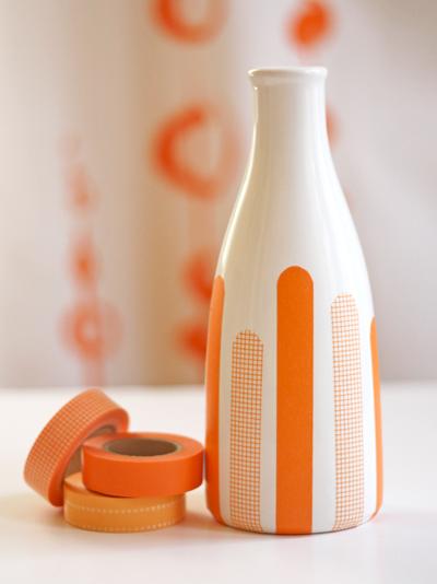 Pinned 2 masking-tape-vase-DIY