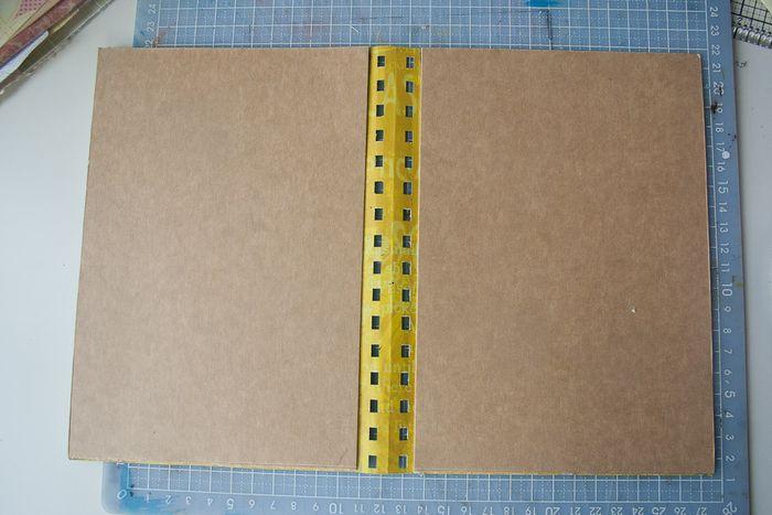 Spiral Notebook Step -26