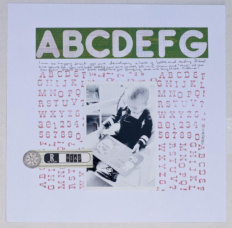 Alphabet Background-5