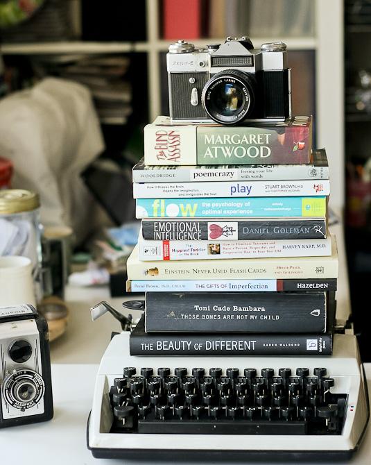 10 Things - Books