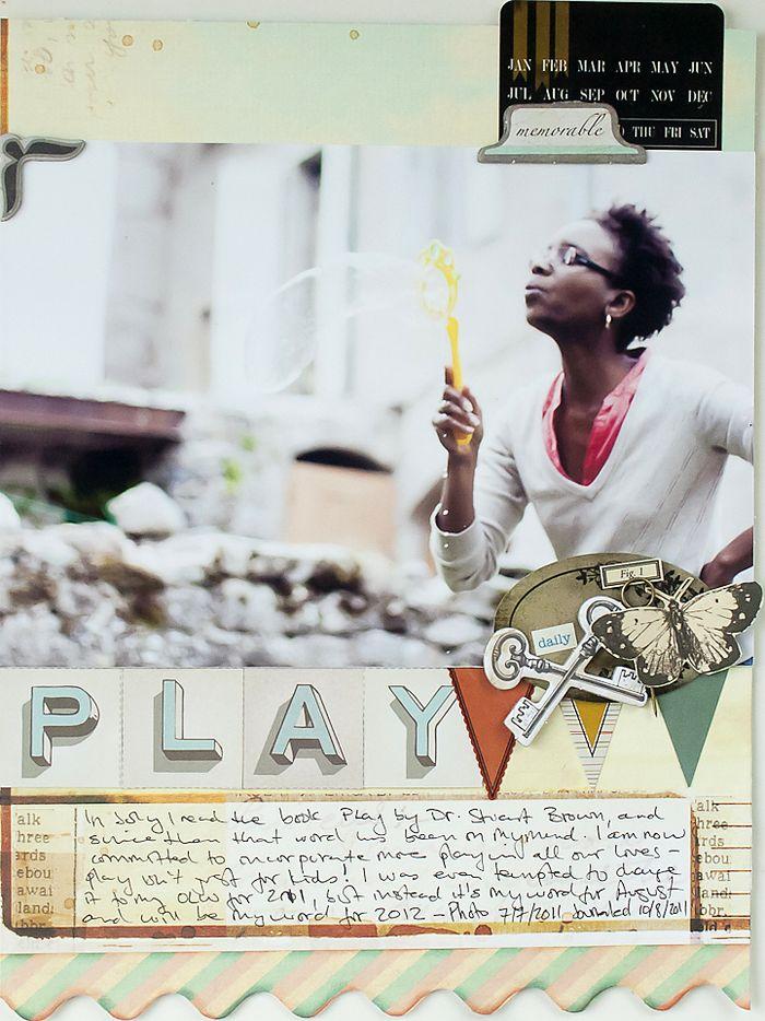 Francine Clouden _Play