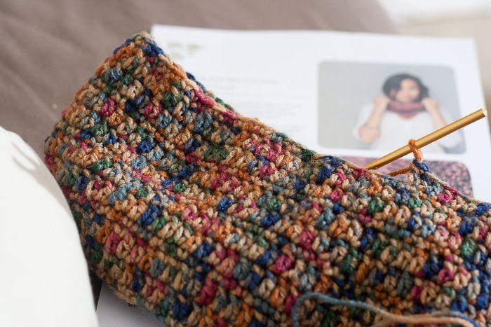 Yarn projects-1