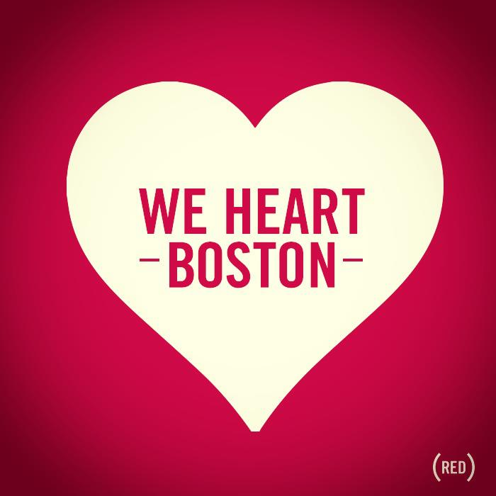 We Heart Boston (RED)