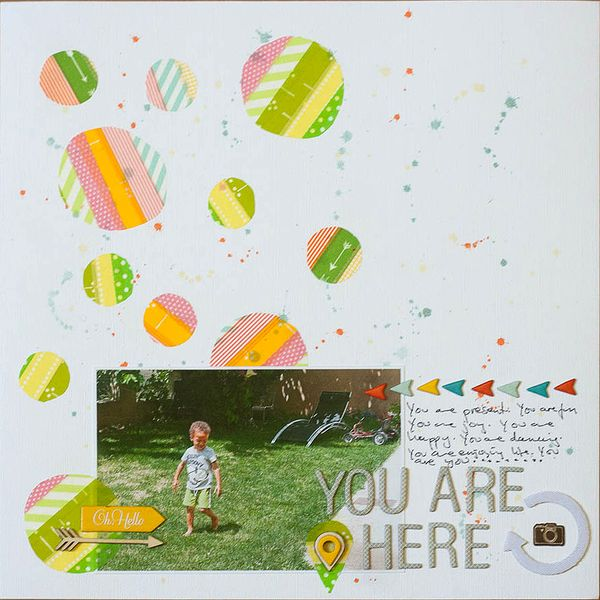 Inspired Fridays - You Are Here at Callaloo Soup -1 copy