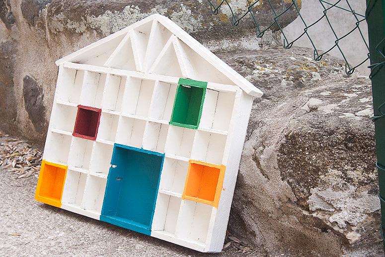 Flea Market Chic - Kieran's House at Callaloo Soup - complete
