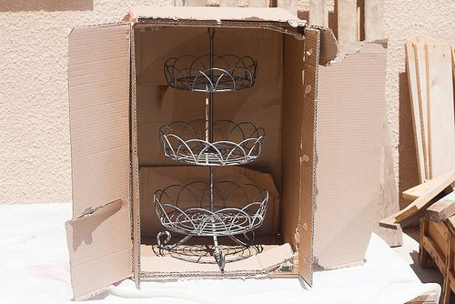 Remake a metal three tier basket at Callaloo Soup  (1 of 5) copy