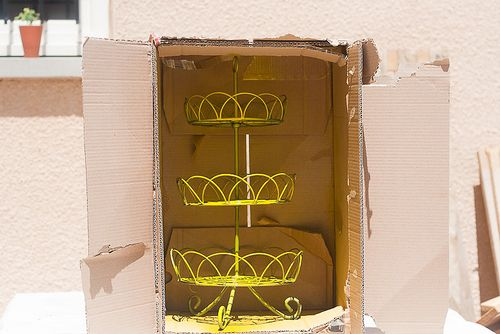 Remake a metal three tier basket at Callaloo Soup  (2 of 5) copy