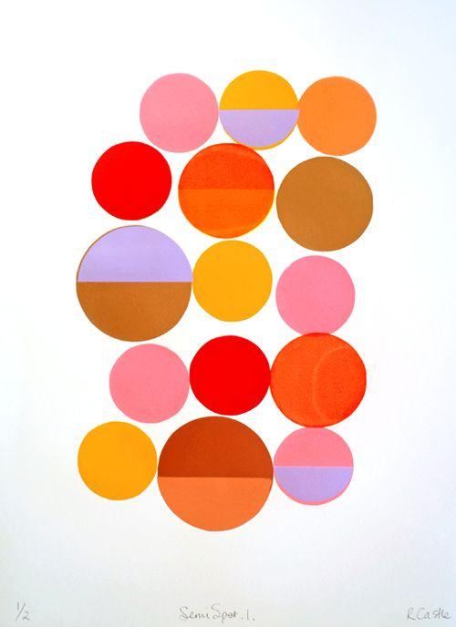 Friday Inspiration Image - Semi Spot 1 by Rachel Castle