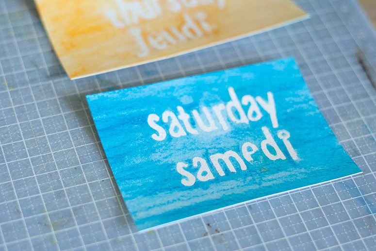 Sticker & Watercolour Resist at Callaloo Soup-7 copy