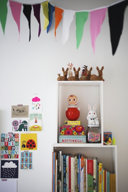 Inspired Fridays - Inspiration Piece - Child's Bedroom at Susanna Ventos