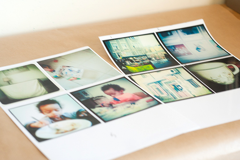 How to Print Instagram Photos at Home at Callaloo Soup-1