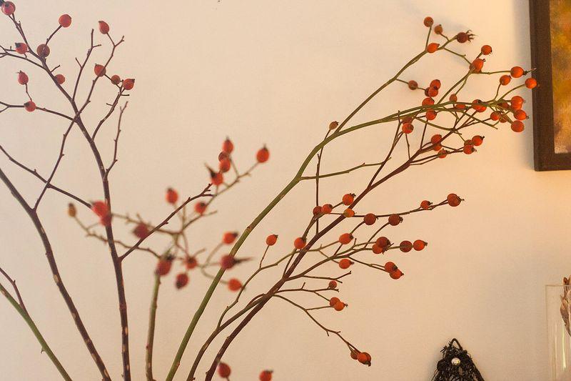 Simple & Natural Christmas Decor  at Callaoo Soup-3