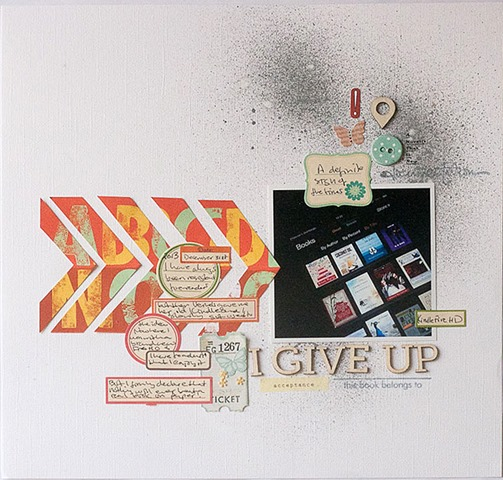 I Give Up - Francine Clouden