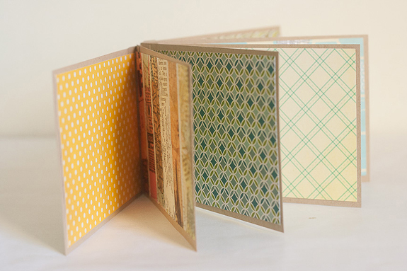 4x6 MiniBook from Scratch by Francine Clouden at Make & Takes-14