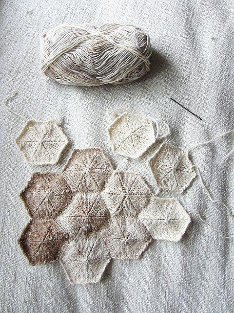 Crochet Hexagons from Zsa Zsa bella
