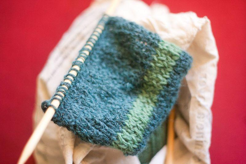 My Knitting Adventure at Callaloo Soup-10