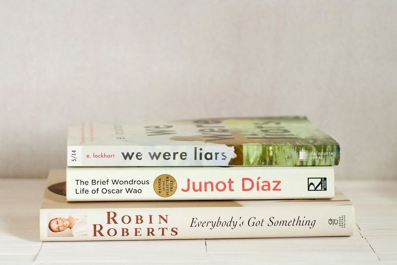 Have Read, About to read - 8 books - Callaloo Soup-2