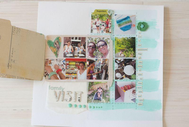 Sister Sketch June - Family Visit bty Francine Clouden-6