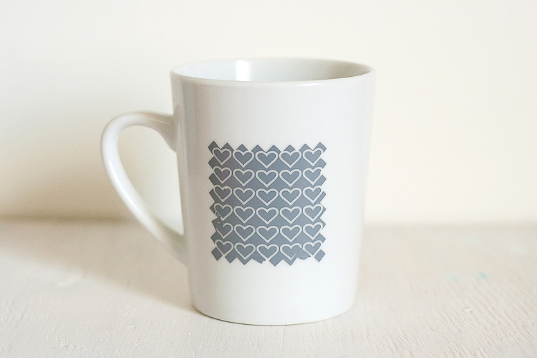 Quick Valentine's Day Mugs by Francine Clouden at Callaloo Soup-4