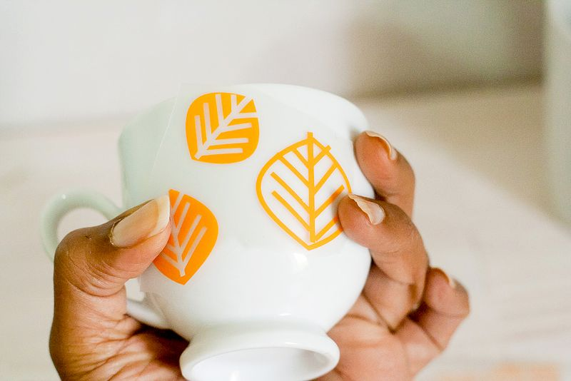 Easy Customizable Halloween Coffee Mugs by Callaloo Soup-2