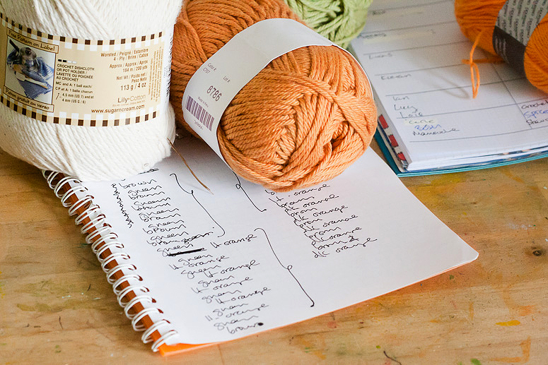 Plan the work wotk the plan Crochet Gifts on Callaloo Soup-3