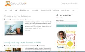 New Callalooo Soup Site