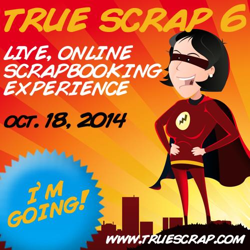 True Scrap 6 - Win a Spot!