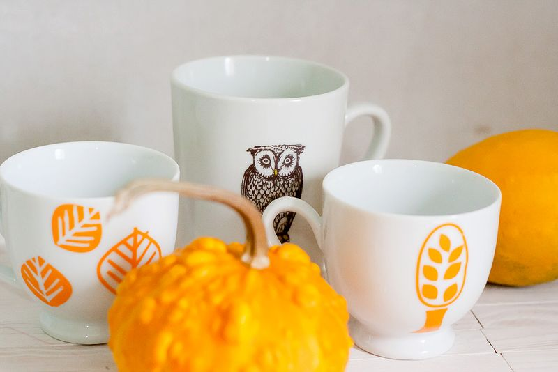 Easy Customizable Halloween Coffee Mugs by Callaloo Soup-4